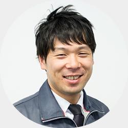 2002年入社 社員 黒田